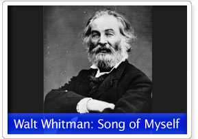 essay myself song walt whitman Song of myself essays walt whitman was an american poet from long island all through his life this prolific writer was considered an example of spiritual value and.